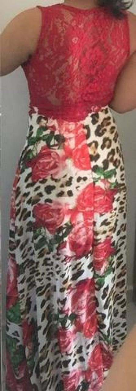Vestido De festa longo, Roupa, Bissorã