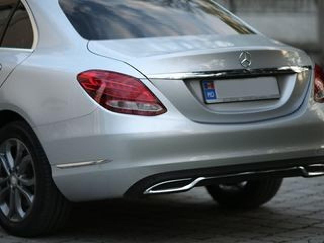 Mercedes C Class, Carros, Bissau